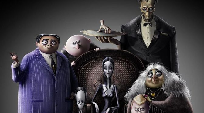 The Addams Family 2019 (trailer review)