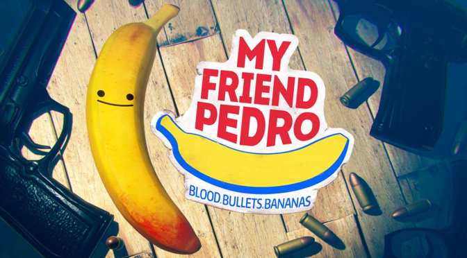 I'm playing My Friend Pedro and… (review)