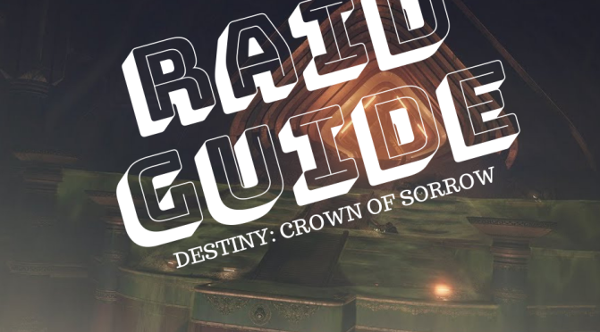 How to defeat Gahlran, The Sorrow-Bearer (phase-2)| Crown of Sorrow raid guide simplified, Destiny 2