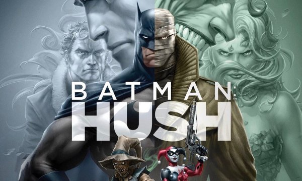 Batman: Hush cover
