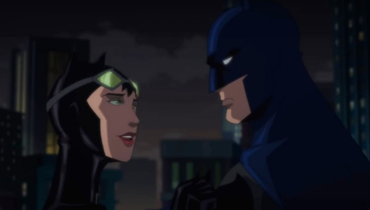 Batman and Catwoman, Batman: Hush