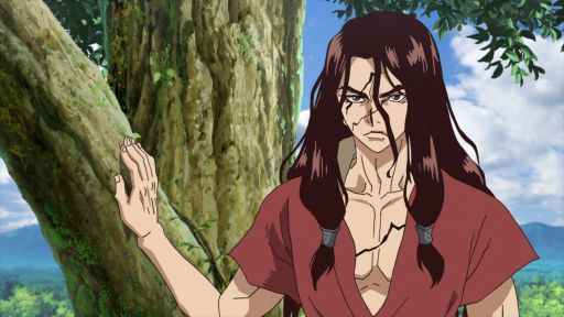 Shishio, Dr. Stone