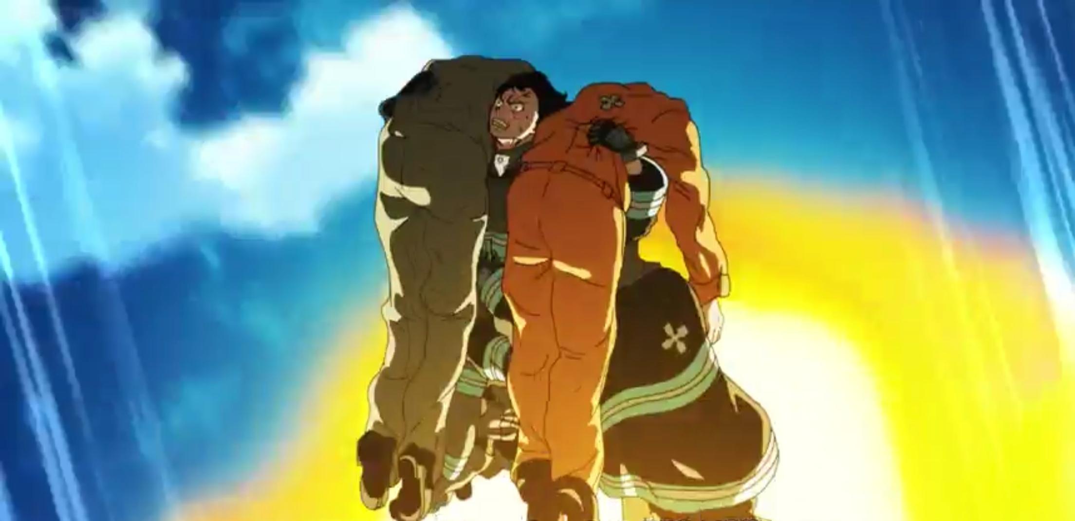 Shinra, fire force