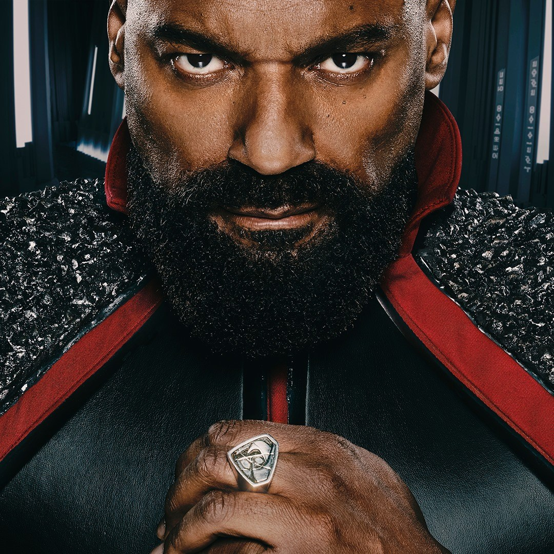 General Zod, Colin Salmon, Krypton