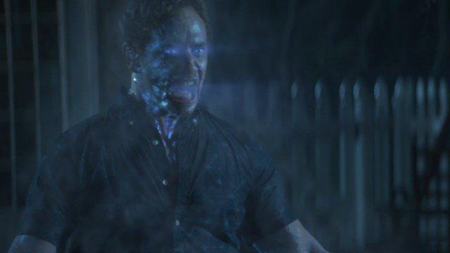Daniel Cassidy, Blue Devil