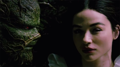Holland, Swamp Thing and Abby Arcane