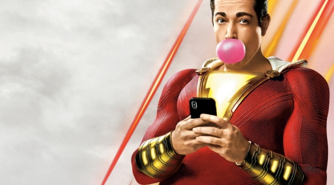 Opinion: 3 reasons Shazam! should be a TV series moving forward