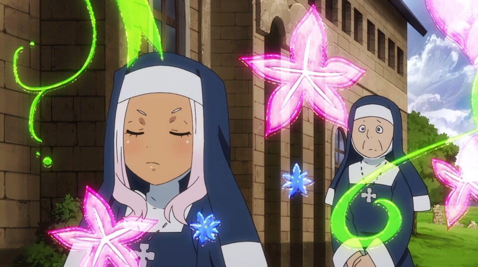 Hibana and Nun, Fire Force