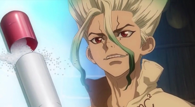 Dr. Stone S1, E7 | Where Two Million Years Have Gone (recap)
