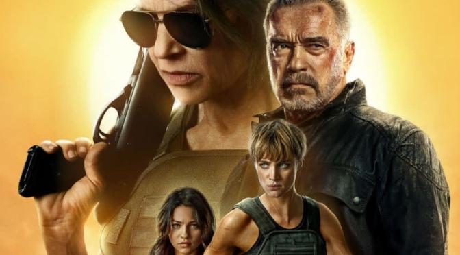Terminator: Dark Fate (trailer)