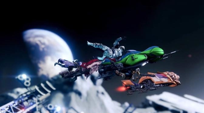 Destiny 2: Shadowkeep (launch trailer)