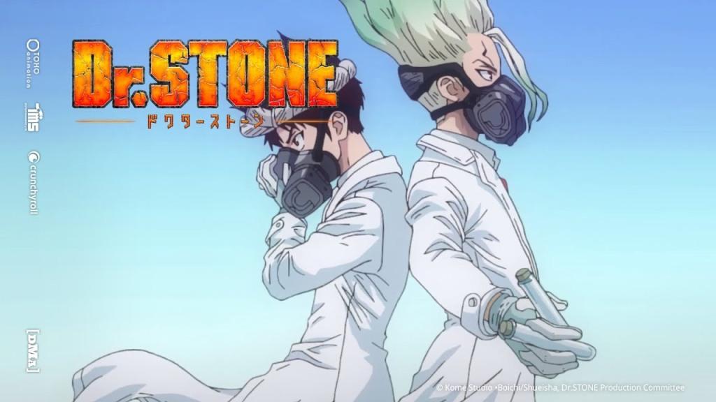 Dr Stone Buddies Back To Back S01 E12 Recap Bold Canon