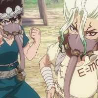 Dr. Stone: Buddies Back to Back (s01, e12) - recap