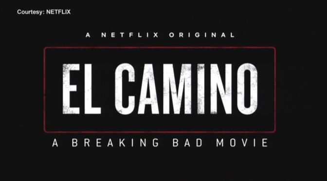 El Camino: A Breaking Bad Movie | Netflix (trailer)