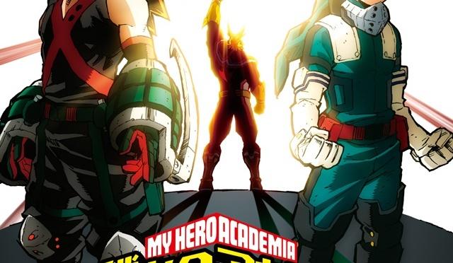 My Hero Academia: Heroes Rising (trailer)
