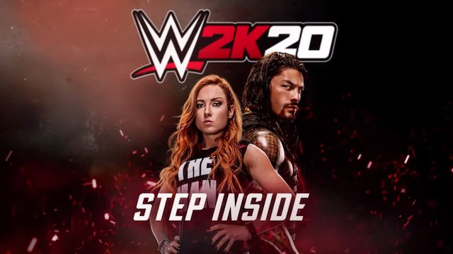 WWE 2K20 – My Career (trailer)
