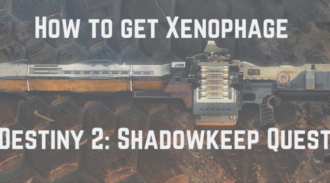 How to get Xenophage, strategy to beat Volmar, the Tempted (boss) – Easy guide | Destiny 2: Shadowkeep