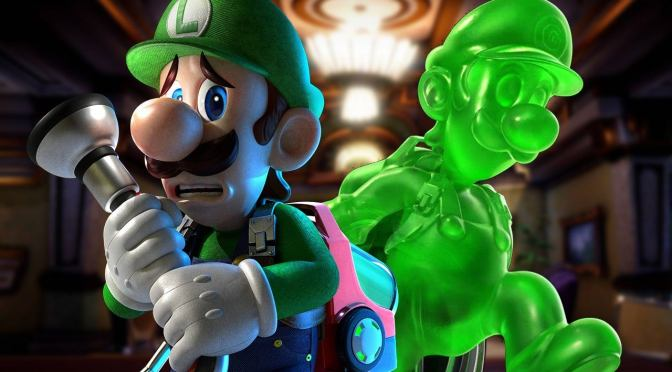 Luigi's Mansion 3: First Impressions (game review)