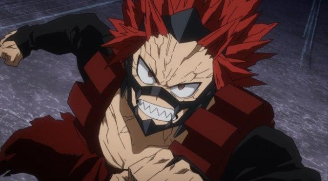 My Hero Academia:Let's Go, Gutsy Red Riot | 4 x05 – recap