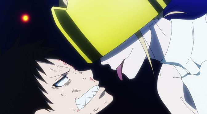 Fire Force: Smiles and The Burning Past | 1 x 23,24 – recap