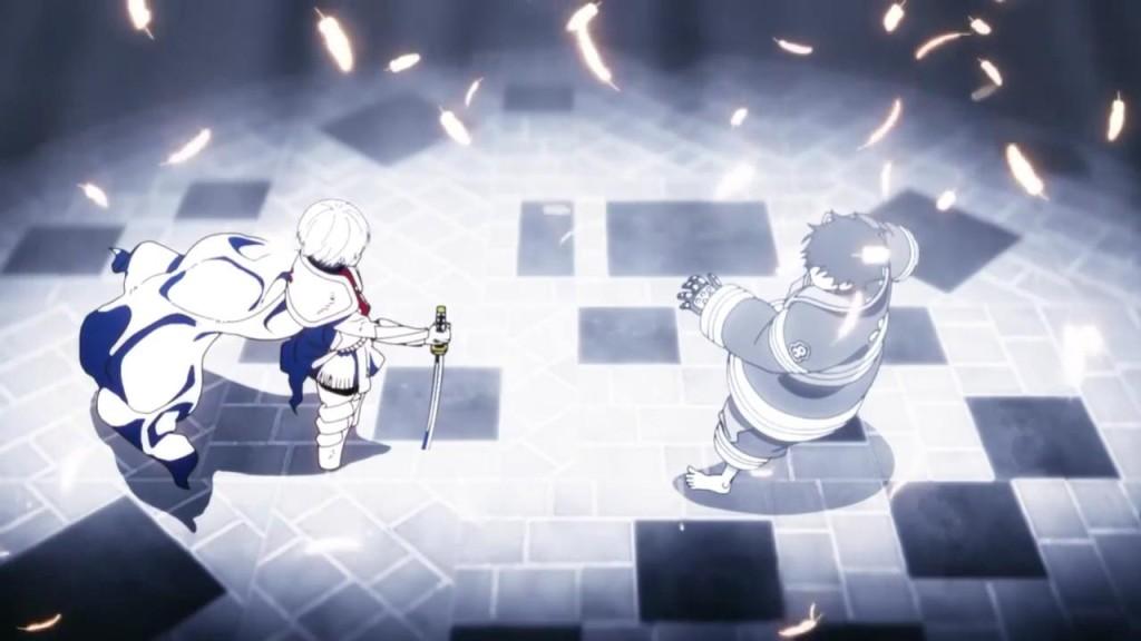 Shinra vs Sho