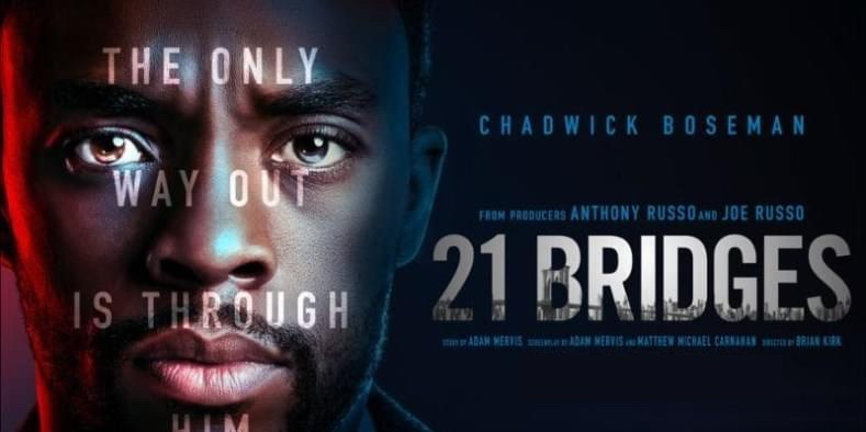 21 Bridges Is An Action Packed Movie That May Trigger You Review Bold Canon