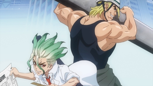 Dr. Stone: The Treasure | 1 x22 – recap