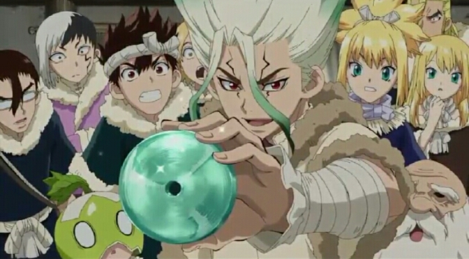 Dr. Stone: Voices over Infinite Distance | 1 x24 – recap