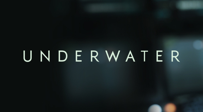 Underwater (2020) is full of terrifying moments | Movie Review